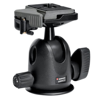 Manfrotto 496RC2 Mini Ball Head