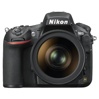Nikon D810 Digital SLR Camera Body