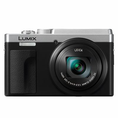 Panasonic LUMIX DC-TZ95 Digital Camera - Silver